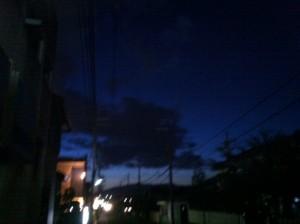 Sky over Kyoto 02